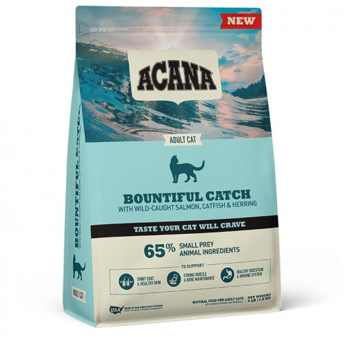 Acana Cat - Bountiful Catch 1,8 Kg