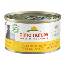 ALMO HFC DOG NATURAL - con Filetto di Pollo 95 gr.