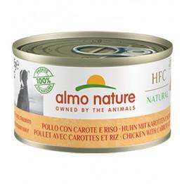 Almo Nature HFC Dog Natural - Pollo con Carote e riso 95 gr.