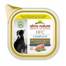 Almo Nature HFC Dog Complete Pollo ruspante e Zucchini 85 gr.