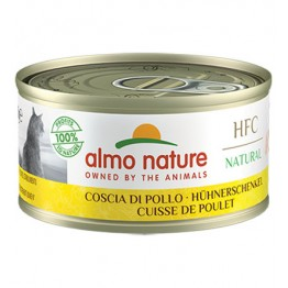 ALMO HFC CAT NATURAL - Coscia di Pollo 70 gr.