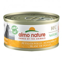 ALMO HFC CAT NATURAL - Petto di Pollo 70 gr.
