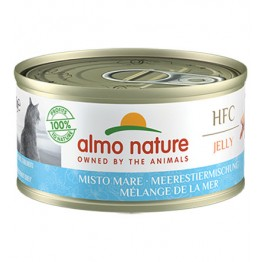 ALMO HFC CAT NATURAL Jelly - Misto Mare 70 gr.