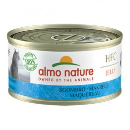 ALMO HFC CAT NATURAL Jelly - Sgombro 70 gr.
