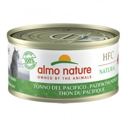 ALMO HFC CAT NATURAL - Tonno del Pacifico 70 gr.