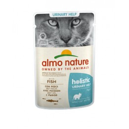 Almo Holistic Cat Functional  Urinary Support - con Pesce 70 gr.