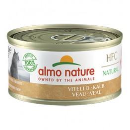 Almo HFC Cat Natural - Vitello 70 gr.