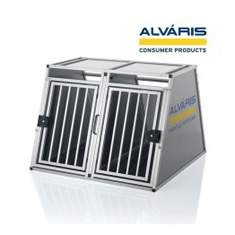 ALUMINIUM CAR BOX DOUBLE KING ALVARIS