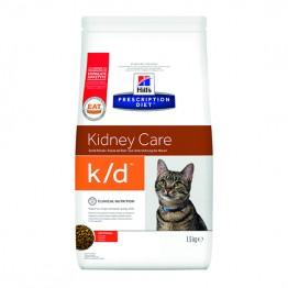Hills Prescription Diet Feline k/d Kidney Care, Pollo 1.5kg