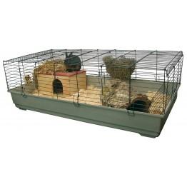 swisspet cage p.rongeurs Jumbolino noire