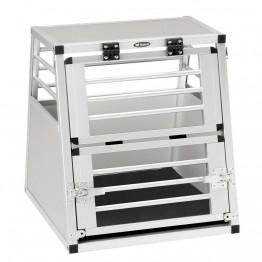 Transportbox Swisspet aluminium Olympia XS