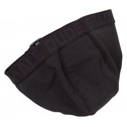 Hurtta Fellow Pants schwarz, Gr. XL