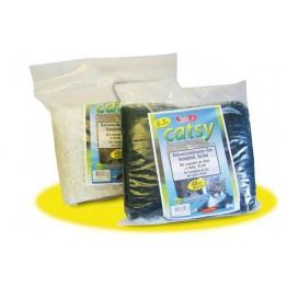 Catsy Set completo di reti per gatti in maglia, verde oliva 6x3m 40mm