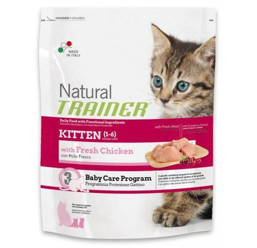 Trainer FELINE Natural Kitten 1.5kg