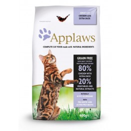 Applaws Adult Chicken with Duck 400g