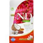 Farmina N&D Quinoa Canine Skin&Coat Herring & Coconut 800g