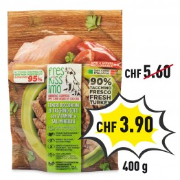 FRESKISSIMO TURKEY 400 GR.