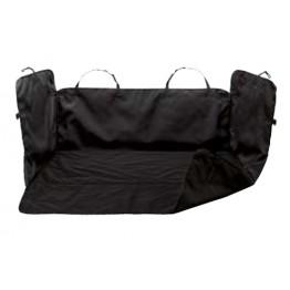 Protezione bagagliaio nera 100x65 cm