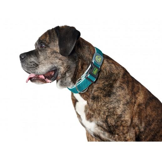 Collar Hilo Vario Plus, Mesh, turquoise  XL  45-70cm