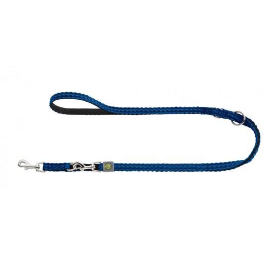 Training leash Hilo, Mesh, blue 15/200cm
