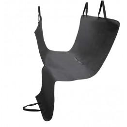 protzione per sedili posteriori, nero
