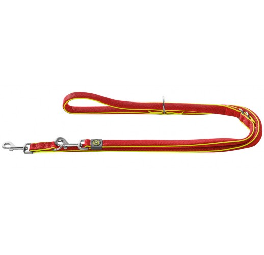 Trainings leash Maui 25/200 red
