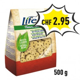 Lifedog Biscuits Cookies 500g