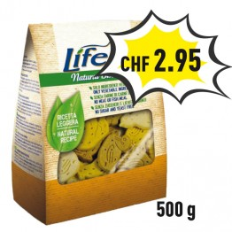 Lifedog Biscuits Small animals 500g