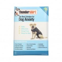 Thundershirt Hund, grau, XS