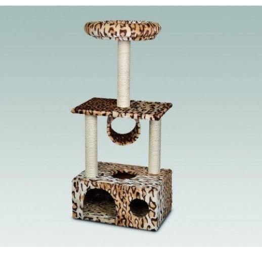 Scratcher Nigrin, leopard