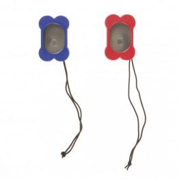 Clicker d'addestramento con suono regolabile, col. Ass. 6,5x13x2 cm