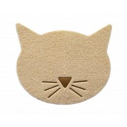 Tappetino mulltiuso, gatto colori assortiti 37x43 cm