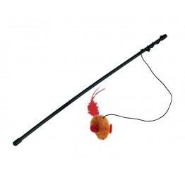 Canna da pesca con topino 48cm