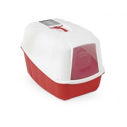 Cat litter tray KOMODA assorted colors