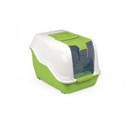 Toilette per gatti NETTA MINI colori assortiti 54X39X40h cm