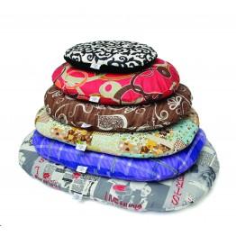 Cuscino Crono sfoderabile, colori assortiti 75x50cm
