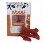 Woolf 100 gr. Big Bone of Duck with Carrot