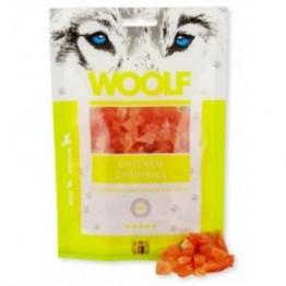 Woolf 100 gr.  Bocconcini di pollo morbidi