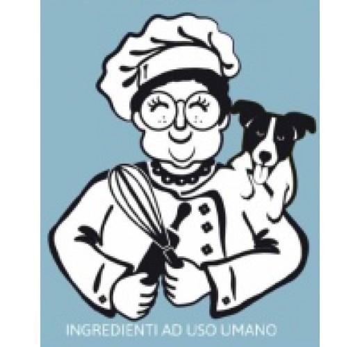 Biscotti Biologici alla Carota e Zucca Marie The Baker