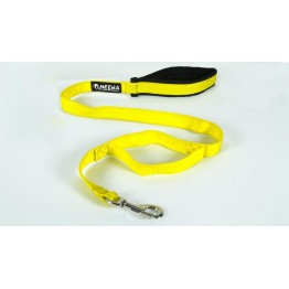 NEEWA LEASH WITH HANDLE YELLOW UNIQUE SIZE