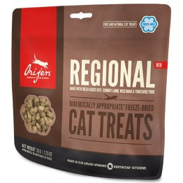 Orijen Cat - Snack Freeze Dried REGIONAL RED 35 gr