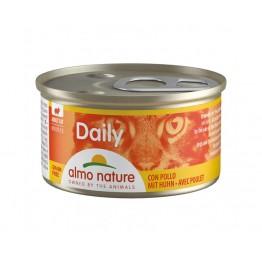 Almo PFC Cat Daily Menu Mousse con Pollo 85 gr.