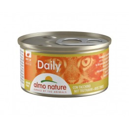 Almo PFC Cat Daily Menu Mousse con Tacchino 85 gr.