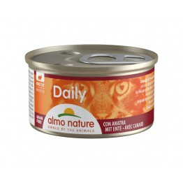 Almo PFC Cat Daily Menu Mousse con Anatra 85 gr.