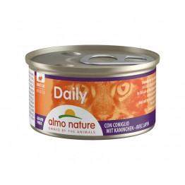 Almo PFC Cat Daily Menu Mousse con Coniglio 85 gr.