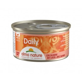 Almo PFC Cat Daily Menu Mousse con Salmone 85 gr.
