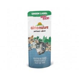 ALMO HFC CAT MINI FOOD Filetto di Tonno 3 gr.