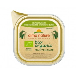 Almo Nature PFC Dog Daily Menu Bio con Pollo e Verdure 100 gr.