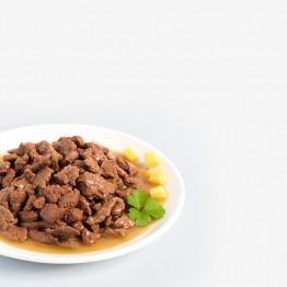 Animonda Rafiné Adult Pute und Kalb + Käse 100 gr.