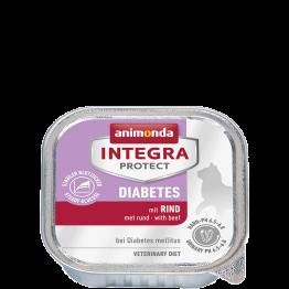 Animonda Integra Protect DIABETES Katze mit Rind 100 gr.
